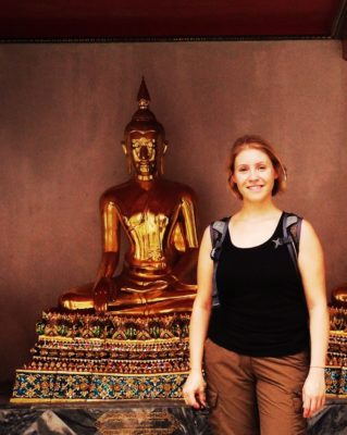 Svenja Travel Myself Bangkok