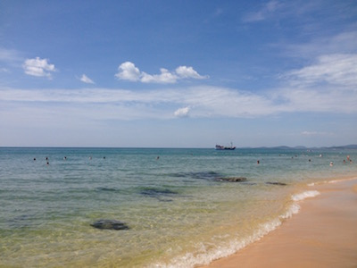 Phu Quoc Insel Baden